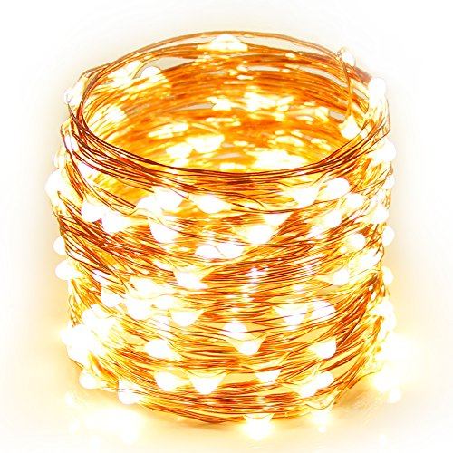 Addlon Led Starry Novelty Led String Lights,decor Rope Flexible Copper Wire With