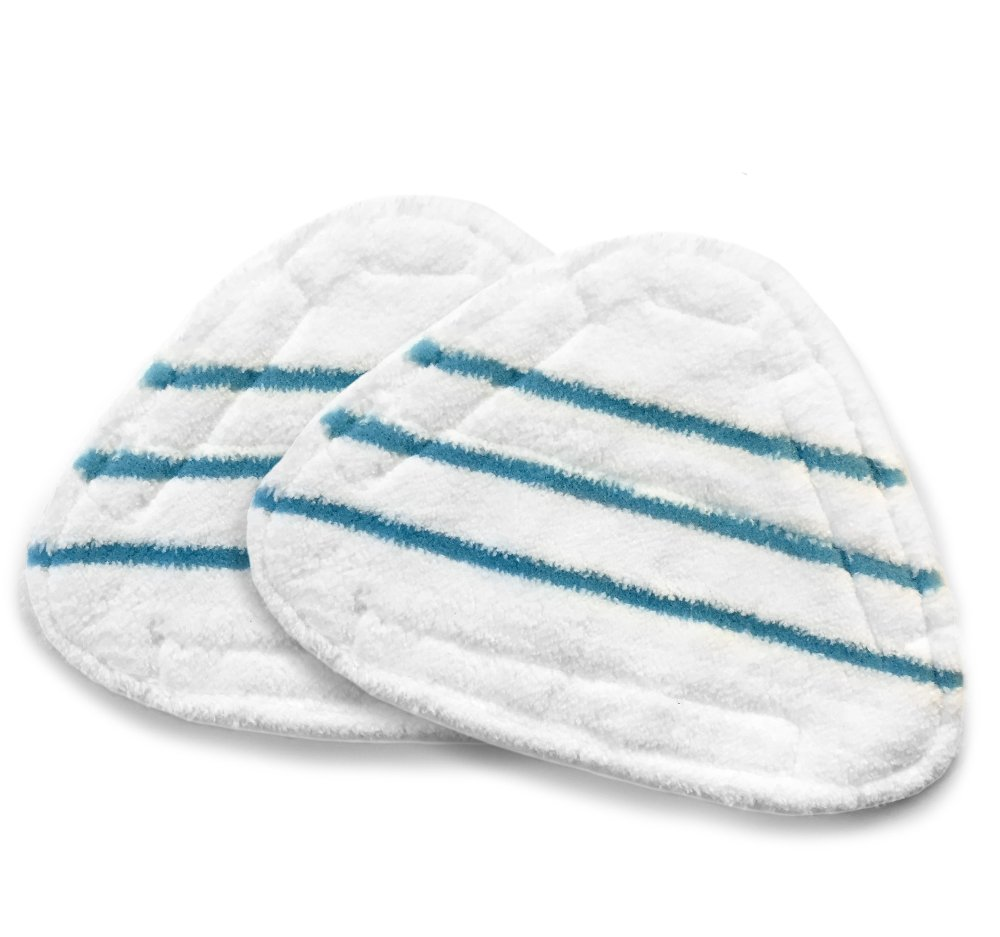Sparkle by New Domaine Steam Mop Replacement Pad 2-Pack