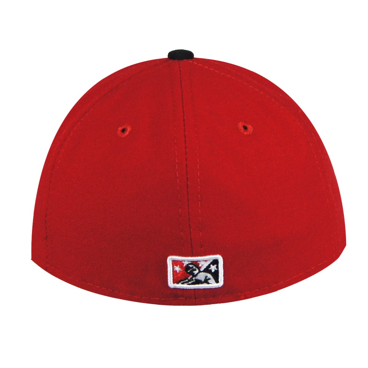 ce3d4b60fb6b1 Amazon.com   El Paso Chihuahuas New Era MiLB Alternate Color Road Fitted Hat  (Red) 7 1 2   Sports   Outdoors