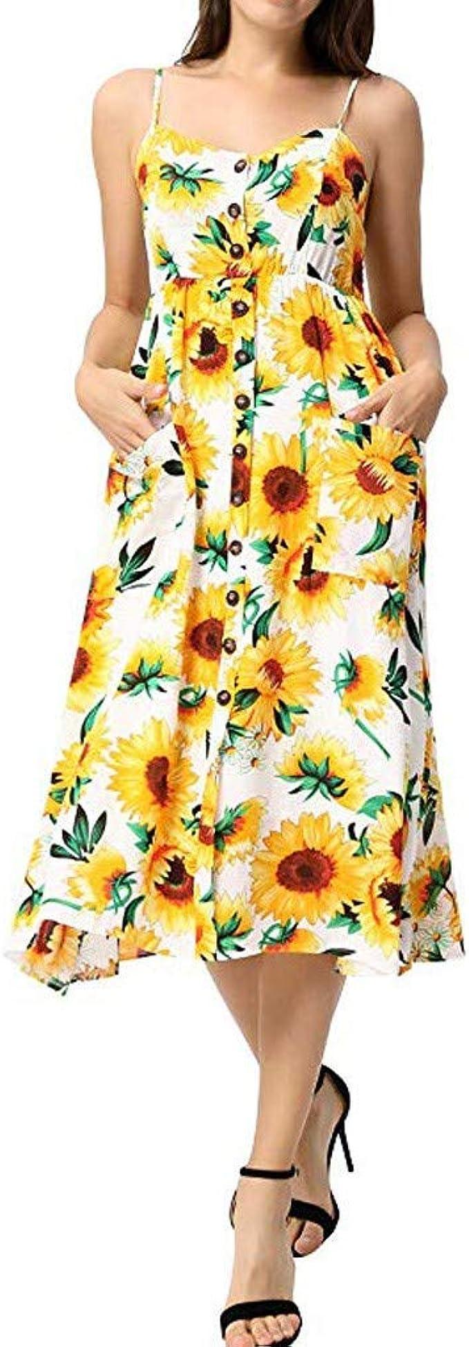 Women Pregnant Maternity Dress Stripe Breastfeeding Summer Backless Skirt Dress