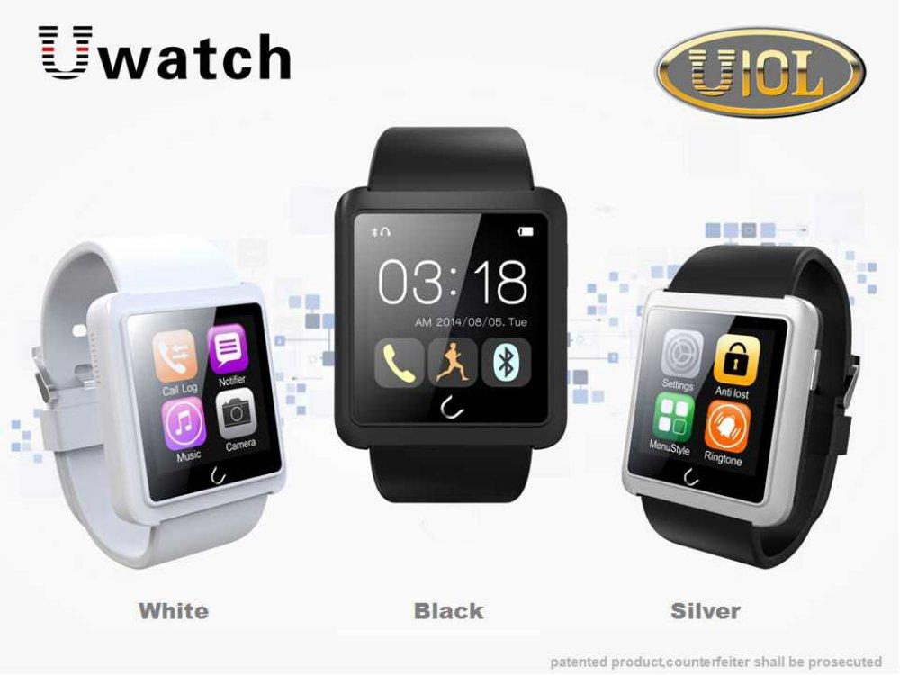 uwatch U10L Bluetooth SmartWatch alta calidad correa de ...