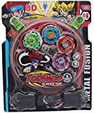 Kids Choice Beyblade Toy Set With Ripchord Launcher (4 Blade)