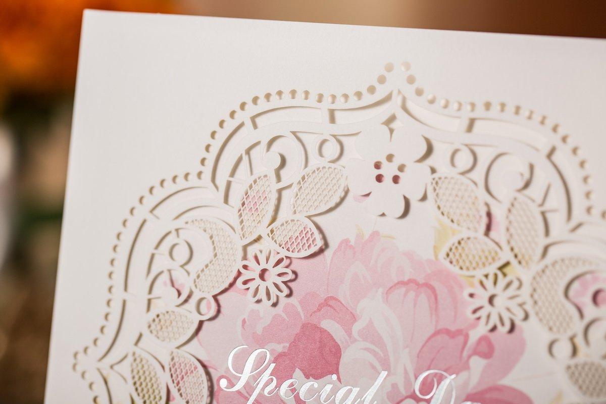 Basteln Malen Nähen Weiß Ponatia 50 Pcs Weiß Color Laser