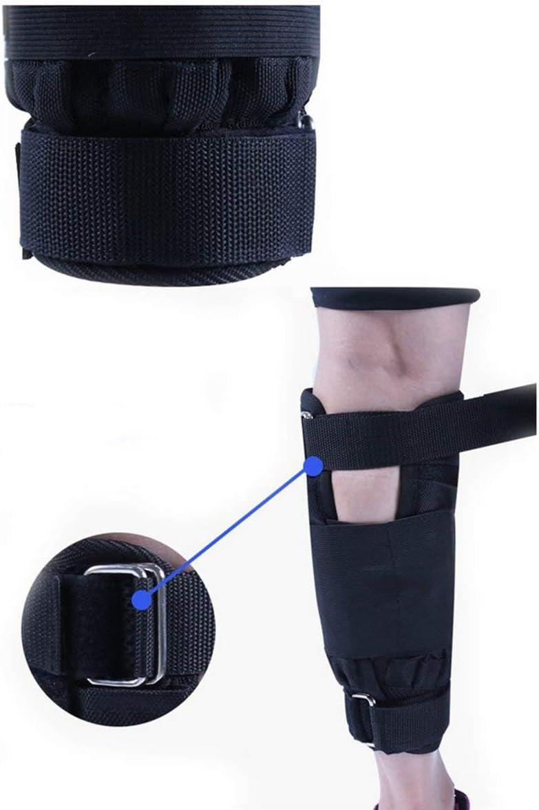 Verstellbarer Arm//Kn/öchel Legging Trainingsger/äte Gewichte Sandsack 1-20kg Krafttraining f/ür das Boxen Gym Running Black Jasnyfall