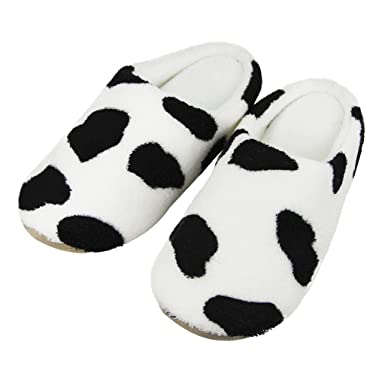 600ef9238b0a5 Women Fleece Warm Slippers Soft Plush Indoor Home Family Parent-child  slippers House Casual Slippers