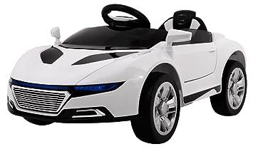 Coche Electrico para Niños Auto Alimentado con Batería Vehículo Eléctrico Control Remoto - S-Turbo