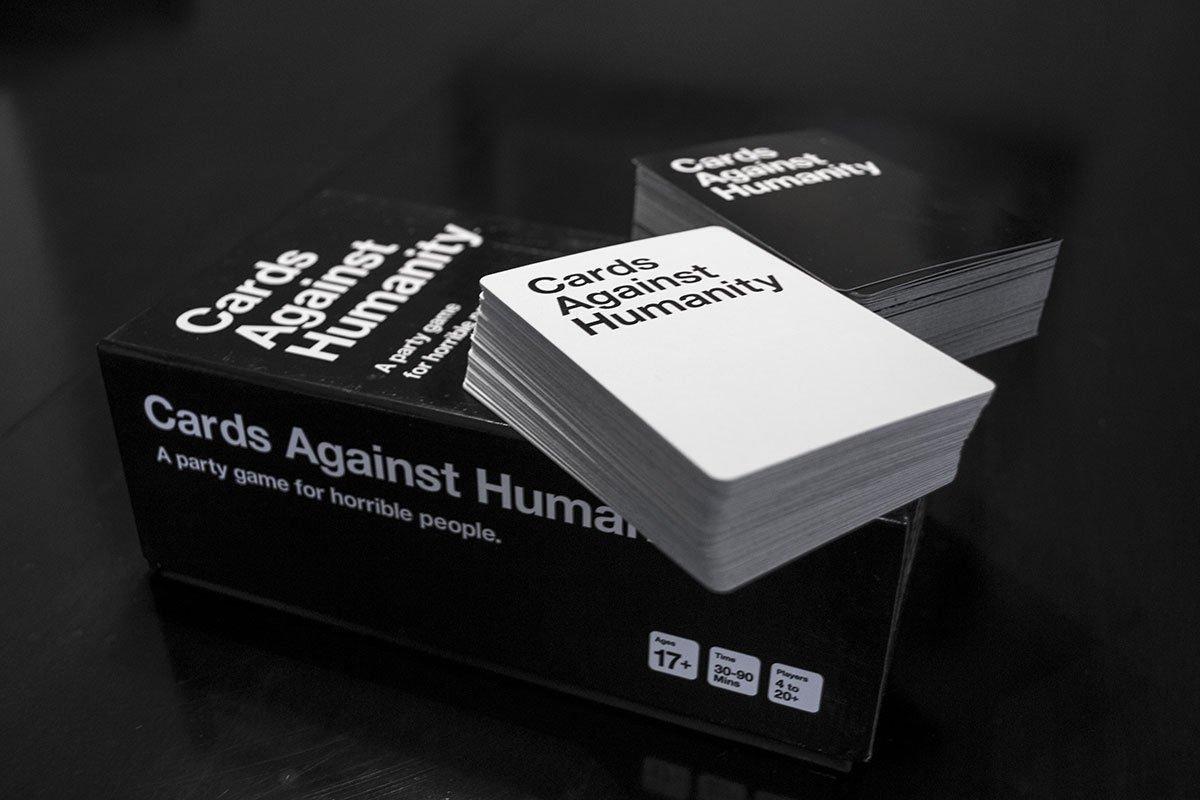Nuevas cartas contra la humanidad, 550 tarjeta conjunto ...
