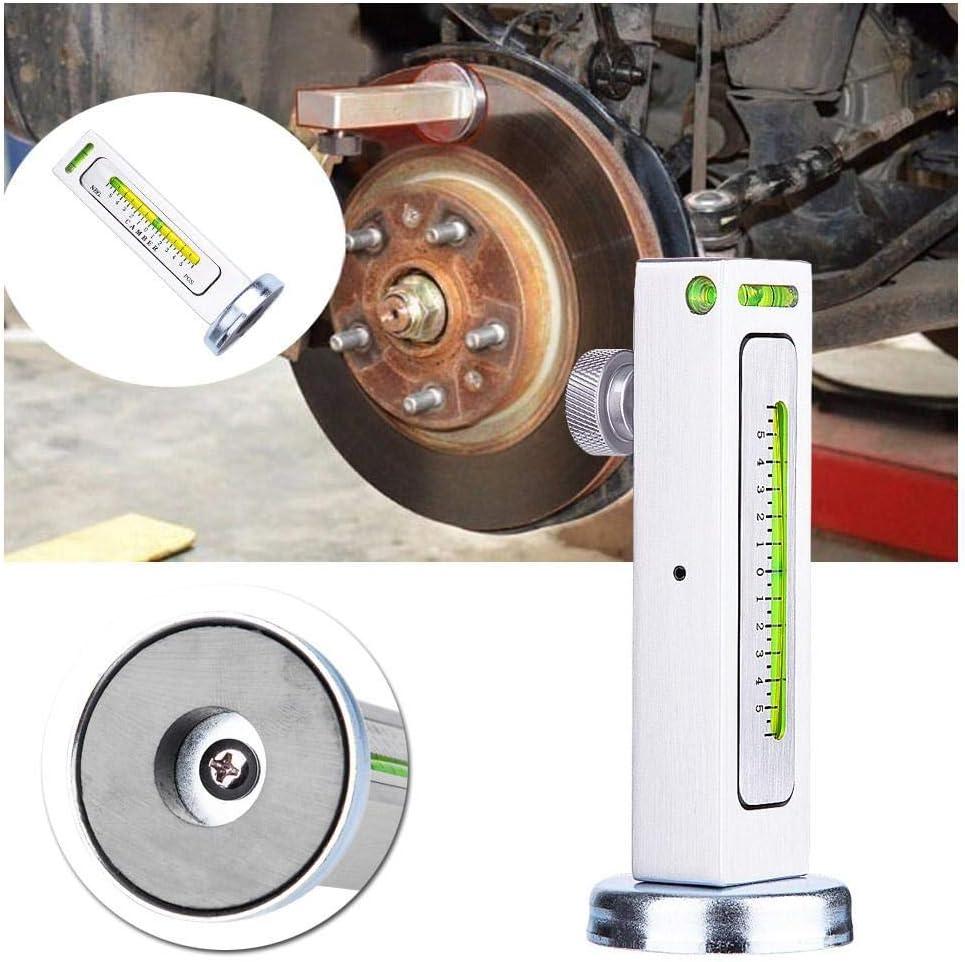 Magnetic Alignment Camber Gauge Truck Camber Castor Strut Wheel Hub Alignment Gauge Tool for Car Truck YHG Magnetic Gauge Tool for Car//Truck Camber//Castor Strut Wheel Alignment