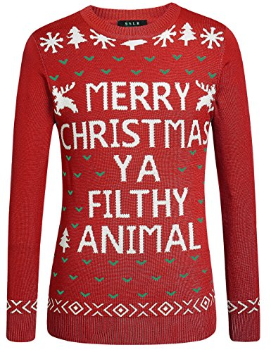 Funny Xmas Snowflake Pullover