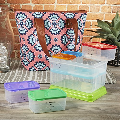 Fit Fresh Greenville Starter Containers product image