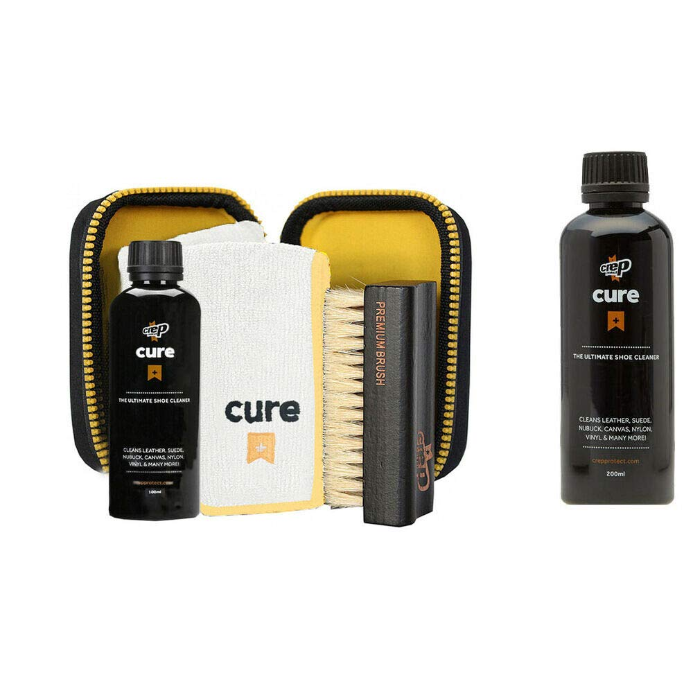 Crep Protect Cure Kit Refill Cleaning Lotion 200ml Bundle Pack Sneaker Kicks Sh by quickly store