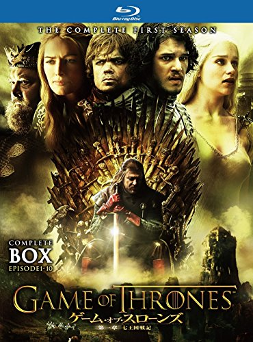 ゲーム・オブ・スローンズ 第一章:七王国戦記 DVD コンプリート・ボックス[初回限定生産]の商品画像