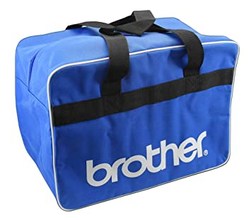 Brother Bluebag funda para máquina de coser innovis 10, 15, 20, 35 ...