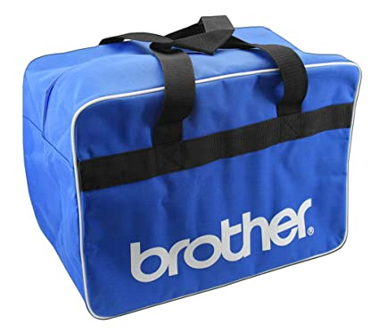 Brother Bluebag funda para máquina de coser innovis 10, 15, 20, 35,