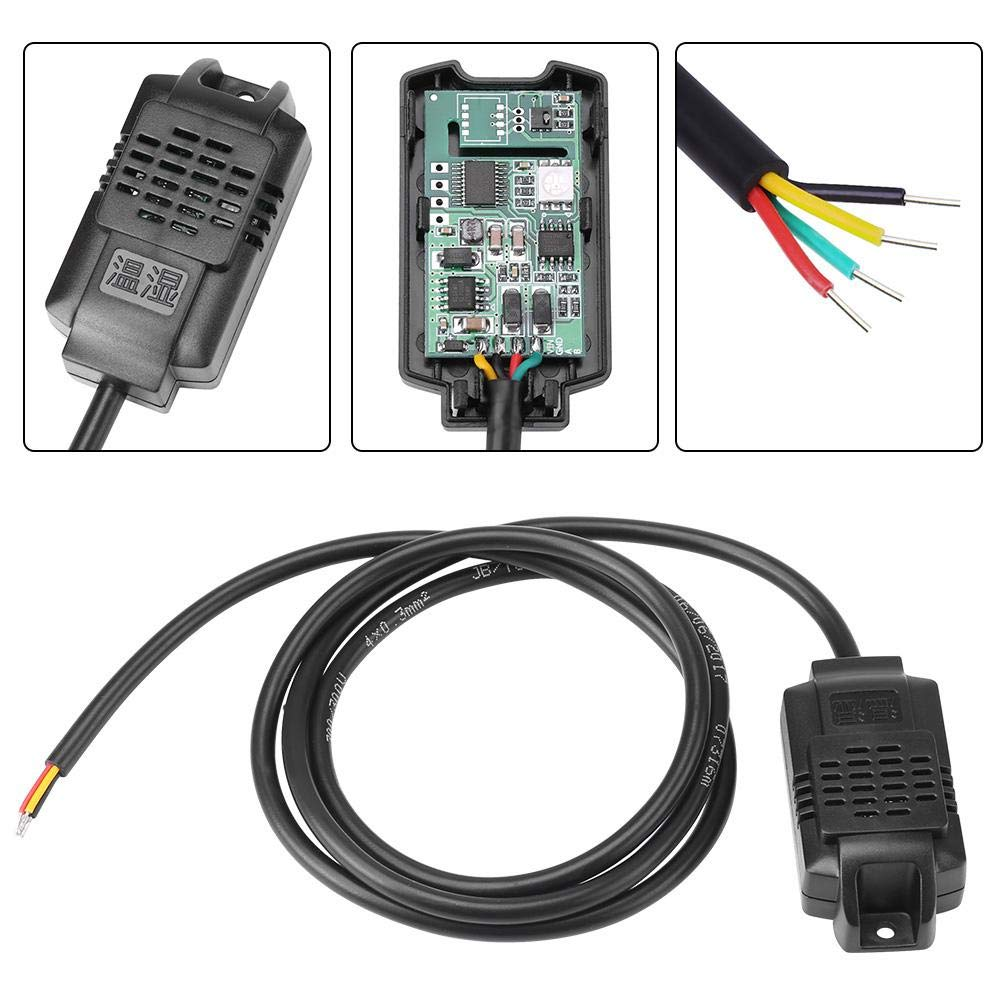 RS485 Temperature Humidity Sensor High Precision Monitor with Lightning Protection Design