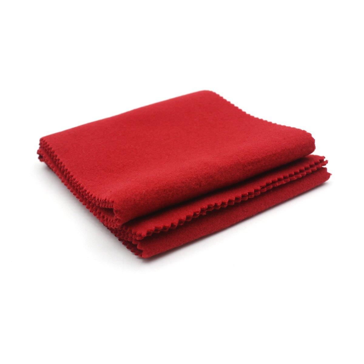 ROSENICE Teclado de piano cubierta de la cubierta de la cubierta Paño anti-polvo para el cuidado del piano (rojo): Amazon.es: Instrumentos musicales