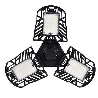 Hocinderal Deformable LED Garage Lights