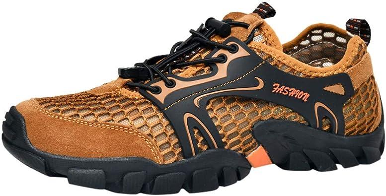 Clacce - Zapatillas de Deporte para Hombre, Minimalistas, para ...