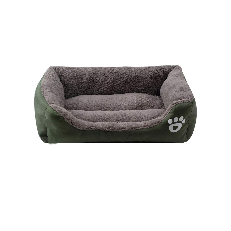 Amazon.com : S 3XL 10 Colors Paw Pet Sofa Beds Waterproof ...