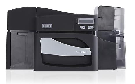 Amazon.com: Fargo dtc4500e doble cara Impresora de tarjetas ...