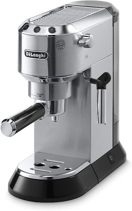 Amazon.com: Máquina de espresso de 15 bares, DeLonghi ...
