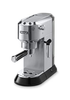De'Longhi EC680 Dedica 15-Bar Pump Espresso Machine best price