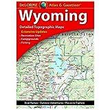 Delorme Wyoming Atlas and Gazetteer: Dewy