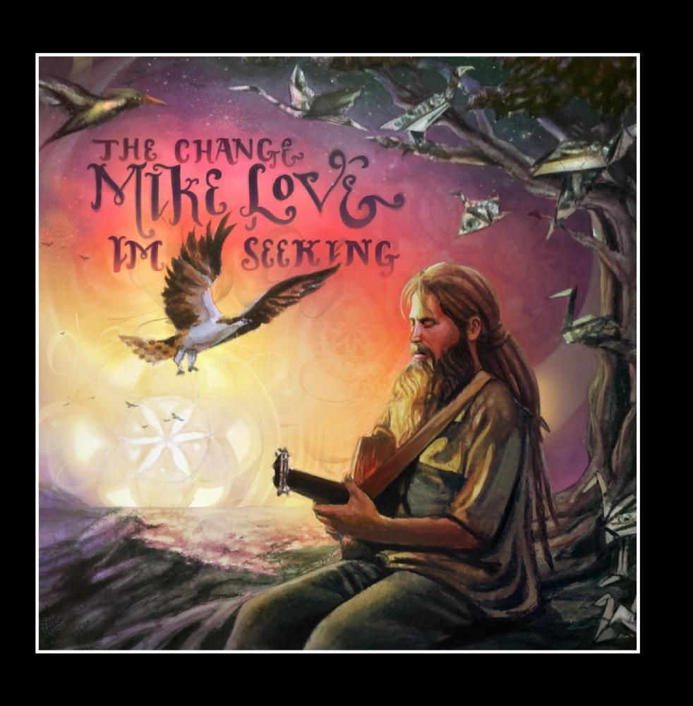 Mike Love The Change I M Seeking Amazon Com Music