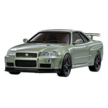 Kyosho Asc Fx 101mm Rc Car Parts Gt R R34 Nur Millennium Jade