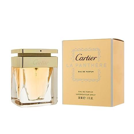 b2b21be2 Cartier La Panthere Eau De Parfum Spray for Women, 30 ml: Amazon.co.uk:  Beauty