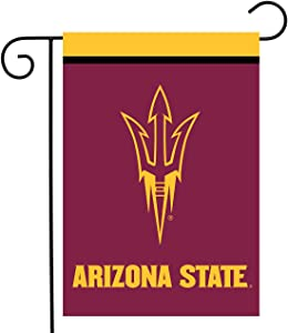 "Briarwood Lane Arizona State Sun Devils Garden Flag NCAA Licensed 12.5"" x 18"""