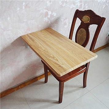 MJY Mesa montada en la pared, mesa de diseño creativo, mesa ...