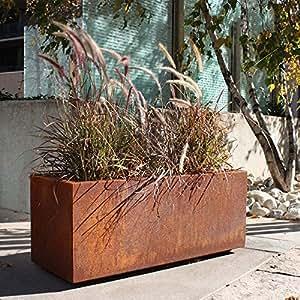 Veradek metálico serie larga caja), color acero