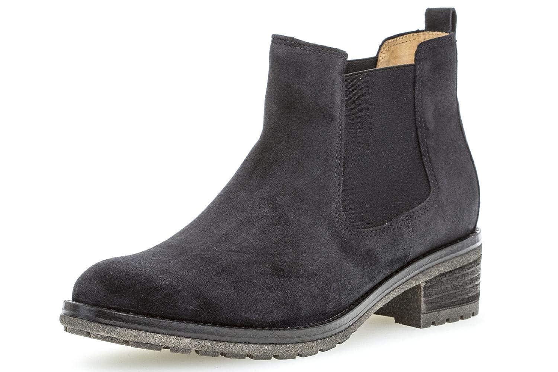 Gabor Brillant Chelsea Botines En Gamuza Wallaby: Amazon.es: Zapatos y complementos