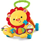 Fisher-Price Y9854 Musical Lion Walker