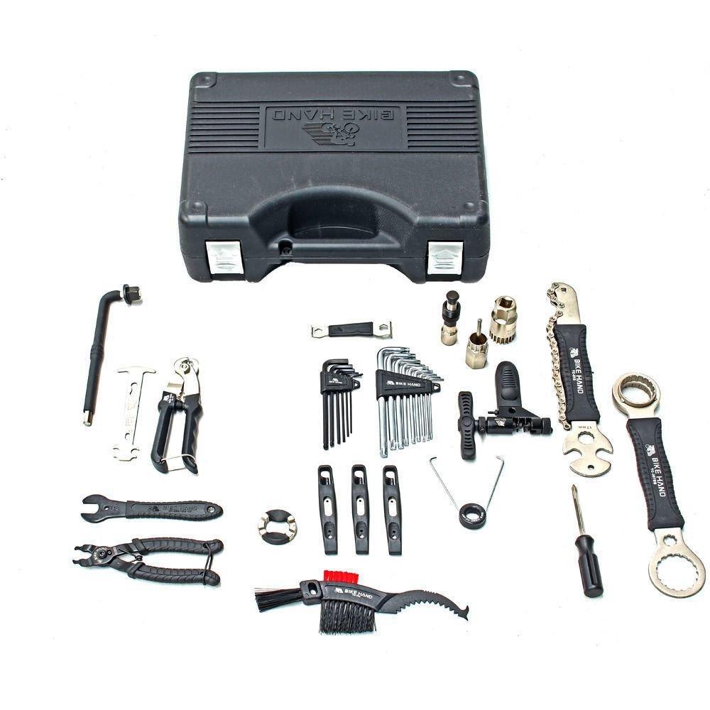 Bikehand Premium Complete Bike Bicycle Repair Tool Kit by Bikehand (Image #1)