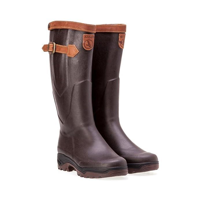 AIGLE Goma Botas Unisex-Adulto Parcours 2 Firma Botas Caza (47): Amazon.es: Zapatos y complementos