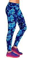 Smile YKK Women Leggings Print Stretchy Casual Skinny Leggings Pants