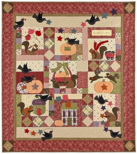 Henrietta Whiskers Quilt Pattern, From Bunny Hill Designs