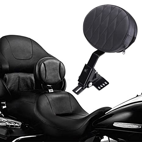 road king driver backrest kit