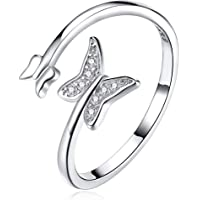 dolphin ring animal openings