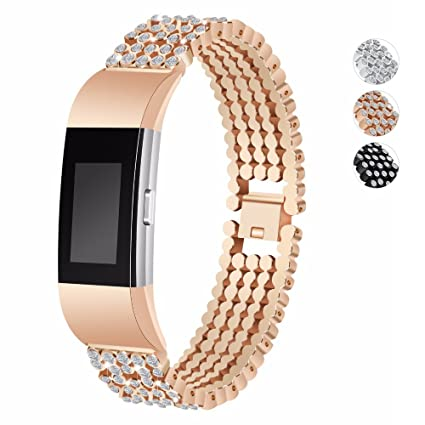 Amazon.com: Apple Watch Banda de lujo diamantes de imitación ...