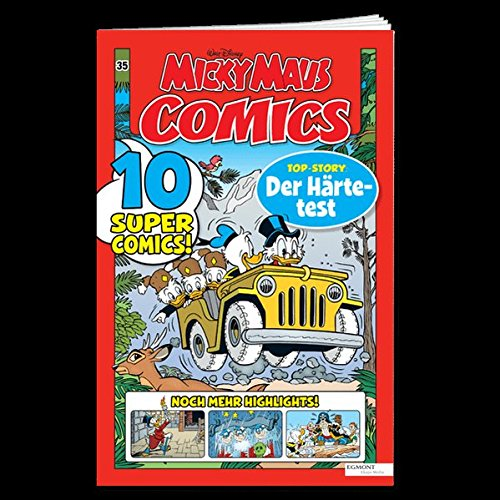 Micky Maus Comics Nr. 35