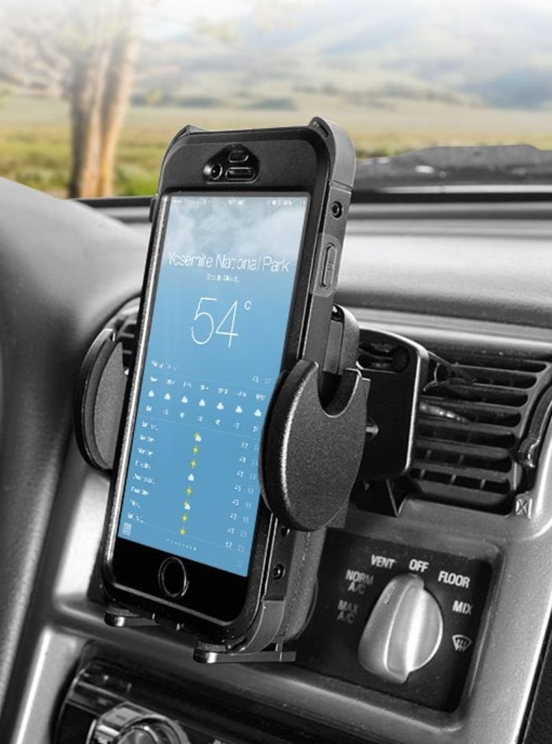 4326588996 with or Without case DigitlMobile Car Mount Air Vent Universal Car Holder for Motorola Moto G6 G5 G5S Plus X X4 X5 E5 Z Z2 Play Z3 Force w//Anti-Vibration Flexible Swivel Holder