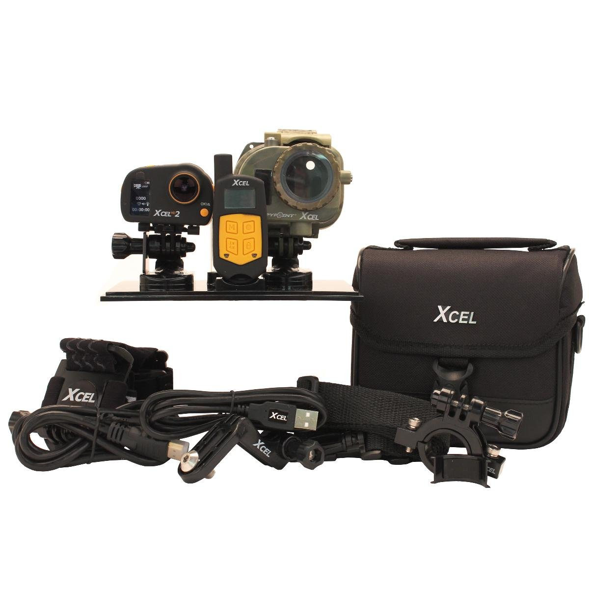 SpyPoint Action Video Camera XCEL HD2 HUNT, 680072