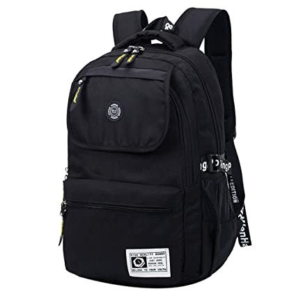 22841dde4d9 School Backpack Nylon Waterproof Hiking Backpack Cool Sports Backpack  Laptop Bag