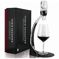 Seakin - Kit completo de decantador de vino/excelente