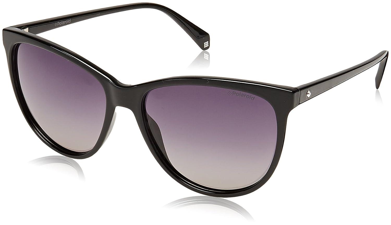 Polaroid Eyewear PLD 4066/S, Montures de Lunettes Femme, Noir (Black), 57 20102080757WJ