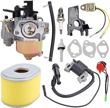 Carburetor For Honda GX160 5.5HP GX200 6.5 HP 16100-ZH8-W61 Carb w// Air filter