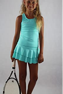 Tennisröcke Mädchen: : Sport & Freizeit